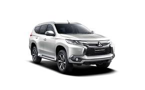 Picture sport, Mitsubishi, Pajero, Sport, Mitsubishi, 2015, Pajero, TH-spec, padzherik