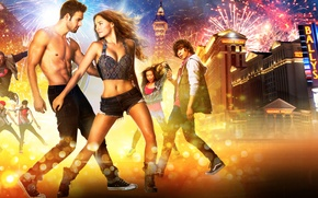 Wallpaper City, Fire, Music, Girls, Dance, The, Wallpaper, five, Step, Santiago, Year, Hip-Hop, Movie, Jenny, Battle, ...