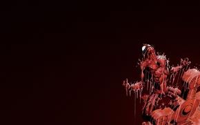 Wallpaper grave, Spider-Man, marvel, mood, water, wet, cross, Peter Parker, rain, the shower, Marvel Comics, comic, ...