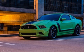 Picture mustang, ford, 302, boss, 2013