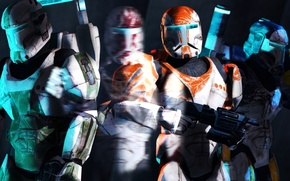 Picture Boss, Activision, FPS, Lucas Arts, Fixer, Delta Squad, Scorch, Sev, Star wars. Special Forces Of ...