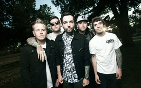 Picture music, guitar, rock, electric, gibson, strings, A Day to Remember