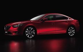 Picture sedan, 2013, Mazda-6