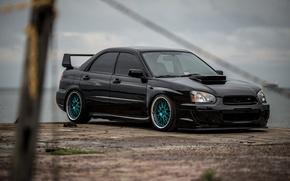 Picture Subaru, Impreza, WRX, STI, '2000–05