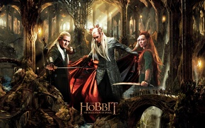 Picture Legolas, The Hobbit: The Desolation Of Smaug, The Hobbit: The Desolation of Smaug, Tauriel, Thranduil