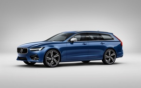 Wallpaper background, Volvo, Volvo, universal, S90