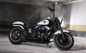 Wallpaper design, style, motorcycle, form, bike, Harley-Davidson