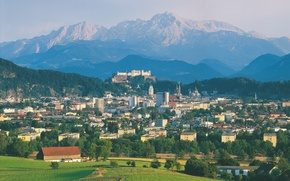 Picture the city, Austria, Zalcsburg
