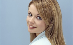 Picture background, singer, Katherine Jenkins