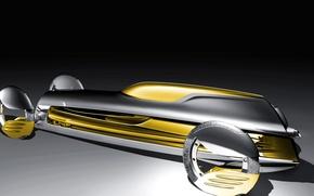 Picture design, the concept, race, the car