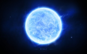 Picture Star, Planet, Universe, Constellation, R136a1