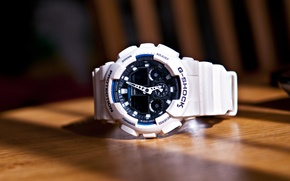 Picture watch, Casio, G-Shock