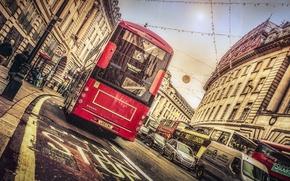Picture the city, London, Regent Street