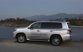 Picture Lexus, Japan, SUV, 2013, 570, wallpeapers