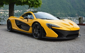 Wallpaper McLaren