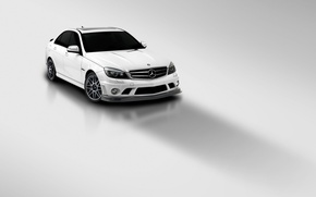 Picture Mercedes, Benz, C63-AMG, Vorsteiner