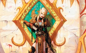 Picture MAG, book, WoW, World of Warcraft, alfke