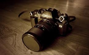 Picture macro, background, Canon AL-1