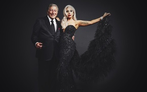 Picture music, music, jazz, jazz, Lady Gaga, Lady Gaga, Grammy, Grammy, Cheek to Cheek, Tony Bennett, …