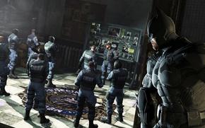 Picture DC Comics, Bruce Wayne, Warner Bros, Batman Arkham Origins Wallpaper, Gotham