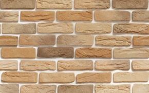 Wallpaper masonry, Wall, brick