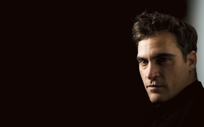 Picture portrait, actor, Joaquin Phoenix, Joaquin Phoenix