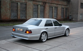 Picture mercedes-benz, w124, amg, e500