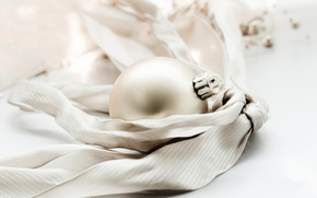 Picture toy, ball, ball, New Year, Christmas, tape, gold, Christmas, holidays, New Year, Christmas