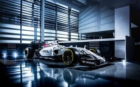 Picture formula 1, the car, Formula 1, Williams, FW38