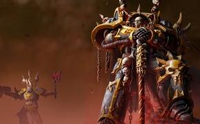 Picture chaos, dawn of war 2, warhammer 40k, retrebution, kosmodisk, Eliphas