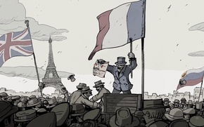 Picture Paris, Game, War, Valiant Hearts: The Great War