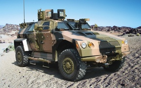 Picture machine, easy, armored, BAE Systems, Valanx