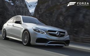 Picture Mercedes Benz, AMG, 2013, 2014, Forza Motorsport 5, Xbox One, C-Class, W205