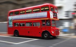 Picture London, bus