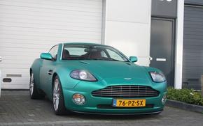 Picture Aston Martin, Vanquish, S