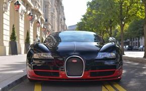 Picture Bugatti, Grand, Veyron, Sport, Vitesse