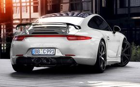 Picture coupe, 911, Porsche, Carrera 4, Porsche, Coupe, 2013, 991, Carrera, TechArt