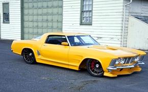 Picture 1964, Custom, Riviera, Buick, Rivision