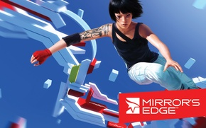 Picture Mirror's Edge, Electronic Arts, DICE, Faith