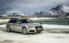 Picture Audi, Audi, TDI, concept, quattro, Quattro, Before, 2015, avant