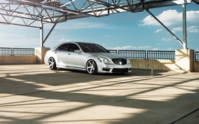 Picture car, auto, Mercedes, tuning, car Wallpaper, Mercedes-Benz S550