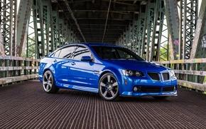 Picture Blue, Pontiac