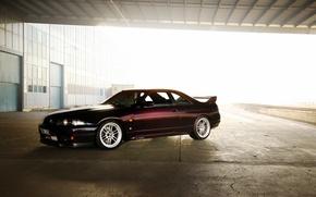 Picture Nissan, GT-R, R32, Nissan, Skyline, V-spec