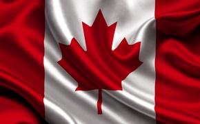 Picture flag, Canada, canada