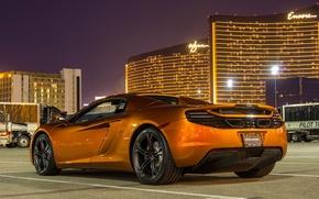 Picture the city, McLaren, Spider, 12C