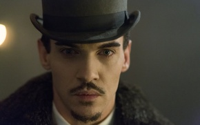 Picture hat, male, the series, Dracula, Dracula, Jonathan Rhys Meyers, Jonathan Rhys Meyers