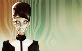 Picture Girl, Game, We Happy Few, Compulsion Games