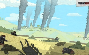 Picture the game, ubisoft, the first world war, valiant hearts
