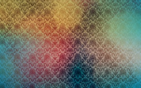 Picture color, Wallpaper, pattern, Damascus