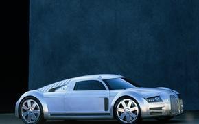 Picture Concept, Silver, Audi AT, Design Study